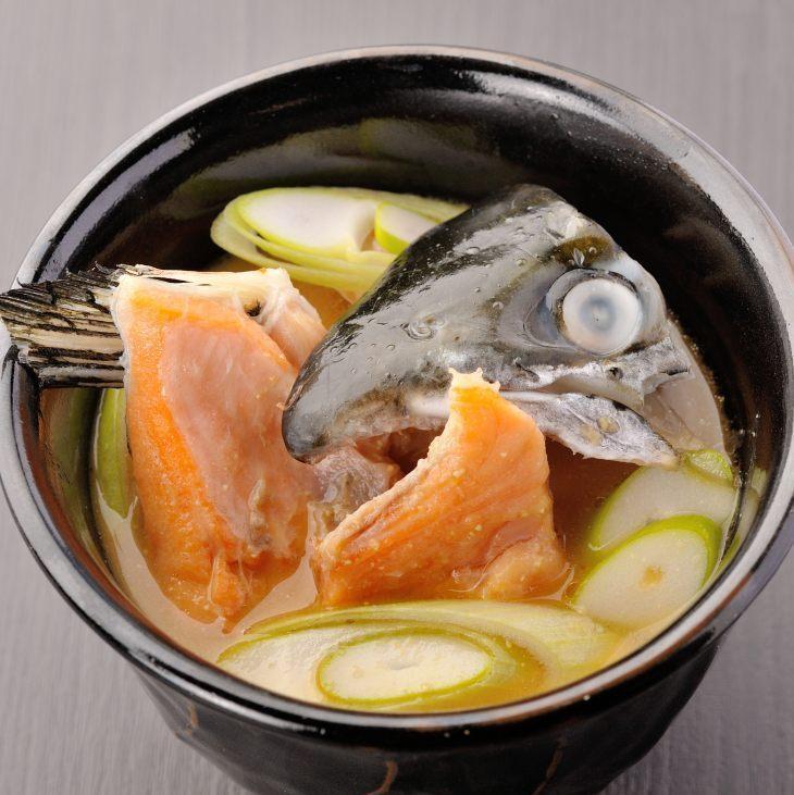 Today's juice / Sendai miso soup / Sanriku glue juice