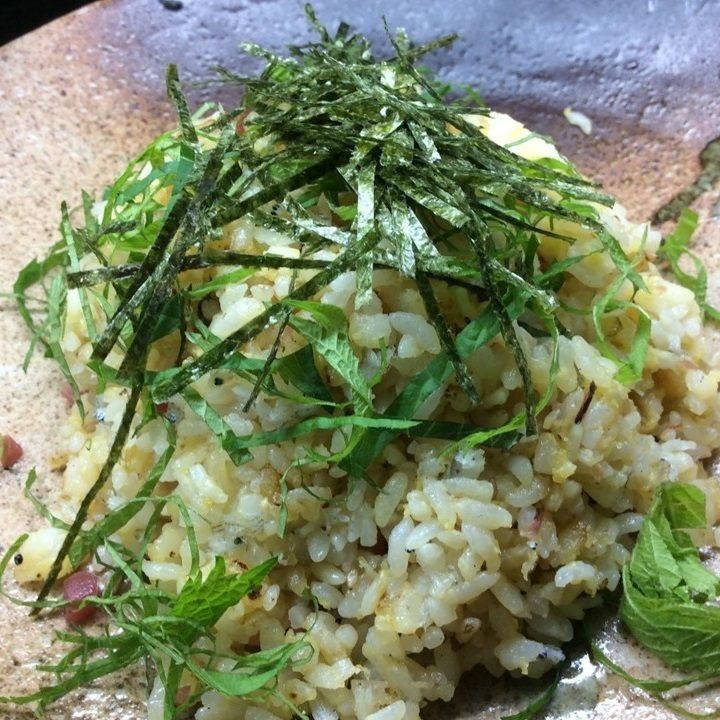 Umeshoshi fried rice