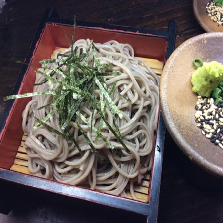 信州ざる蕎麦