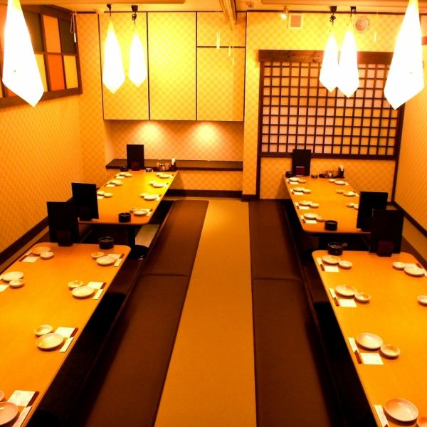 There is a private room where you can party up to 32 people ★ Please feel free to use our company banquets, alumni associations, mama meetings, etc. as well as lunch and meals in your neighborhood! Prepare profitable golf clubs and families etc as well!