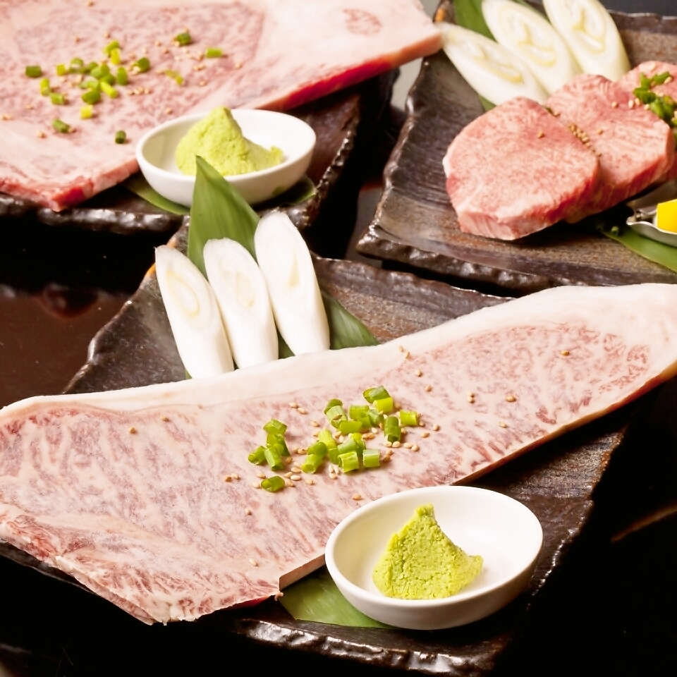 Careful selection ☆ Steak of Buddha of Wuzhou