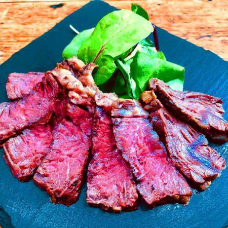 紅燒牛肉熏黑胡椒
