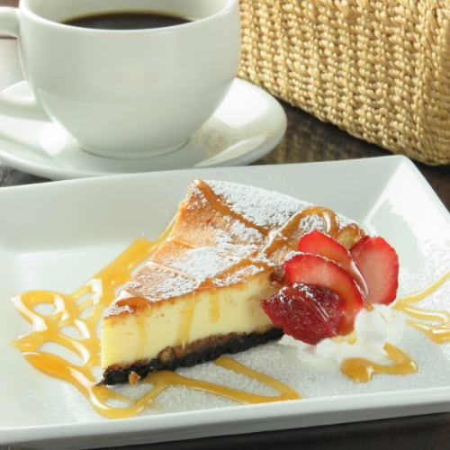 Rich Cheese Cake