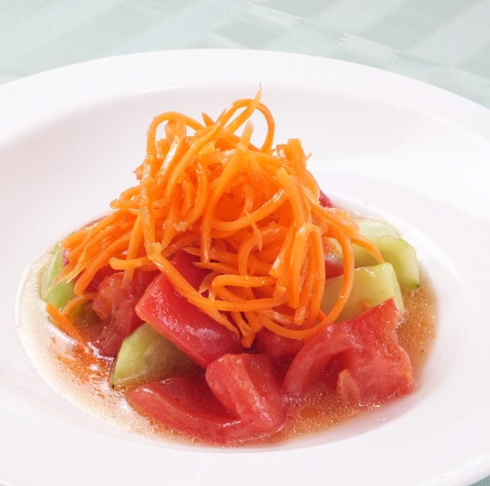 Lupine salad specialties