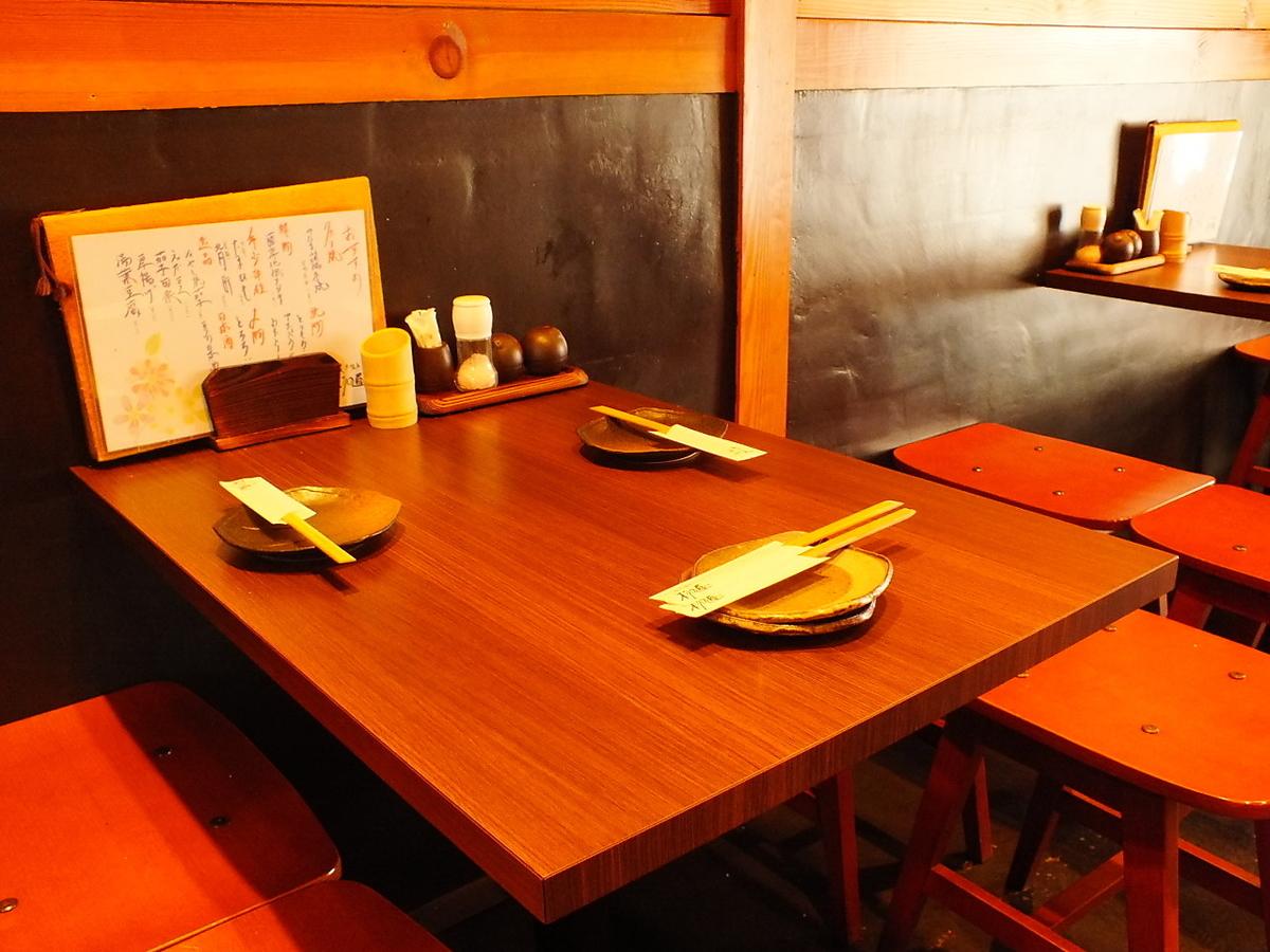 這個桌椅☆非常適合與朋友聚會【女子協會/宴會/公司/年終派對/新年派對/告別住宿】