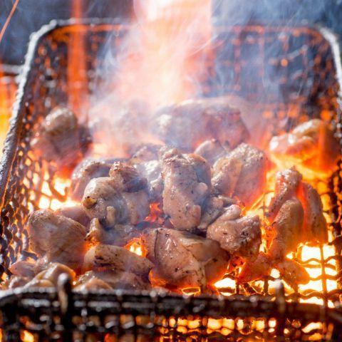 薩摩地區的烤雞(數量有限)