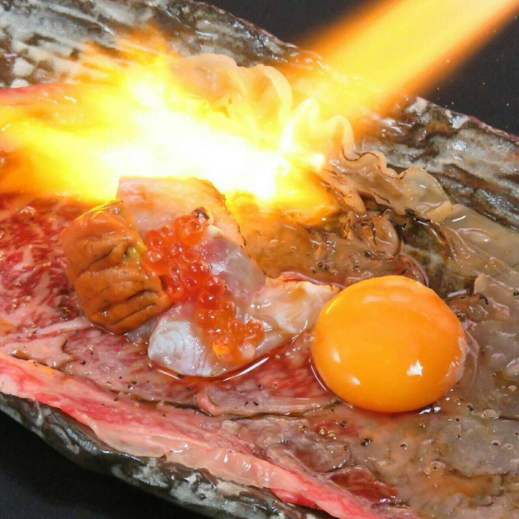 【Various creative meat dishes】