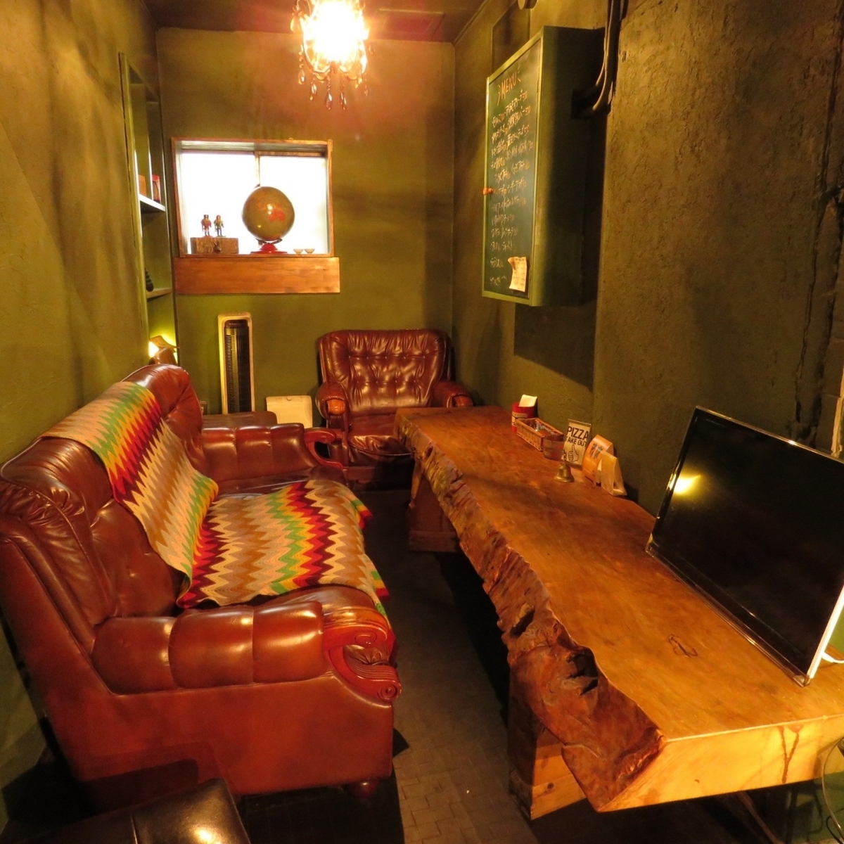 【GABU 1st floor】 It is a private room for 3 to 6 people.◎ at friends and girls' associations