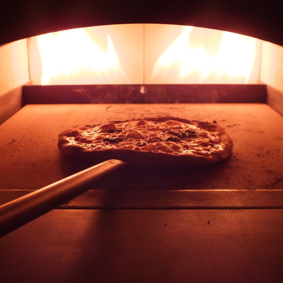 比薩♪優秀的窯烤♪
