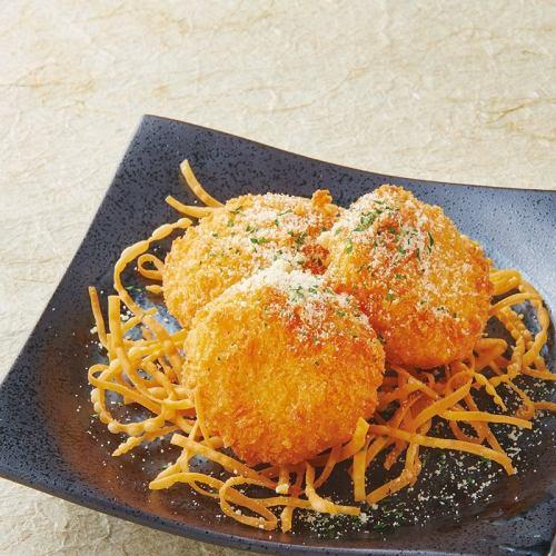 北海道産チーズのクリームコロッケ