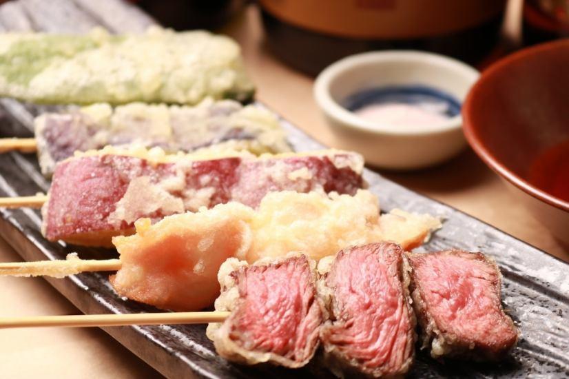 おでん、お肉、魚などお酒に合うお料理多数ご用意しております!