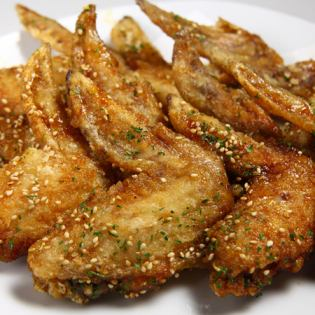 Addictive chicken wings (three prime) (five prime) (ten prime)