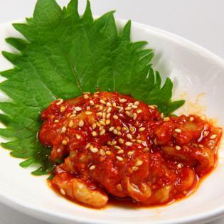 Changer / hp / Takowasabi / kimchi / small fish wholesale / enokidake mushroom wholesale / okra / edamame / chilled tomato