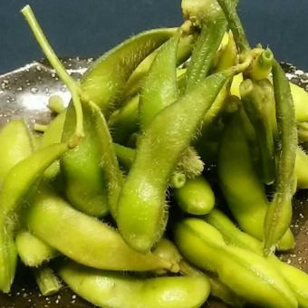 Branched edamame