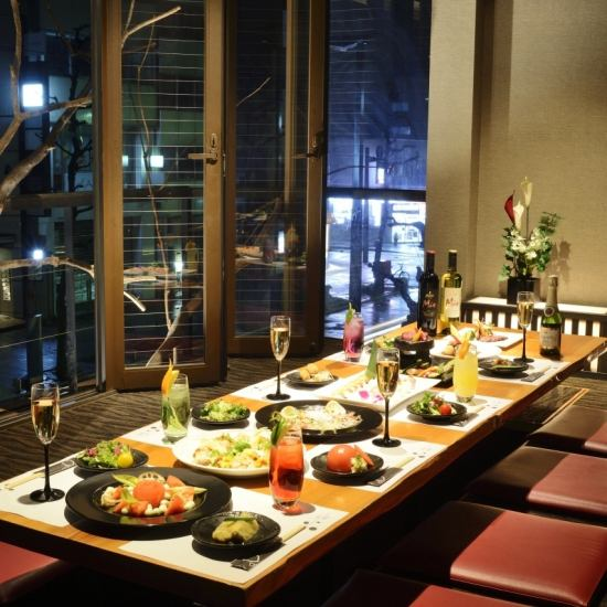 The taste is also beautiful dishes of course with Sheng in a designer space that was based on the sum