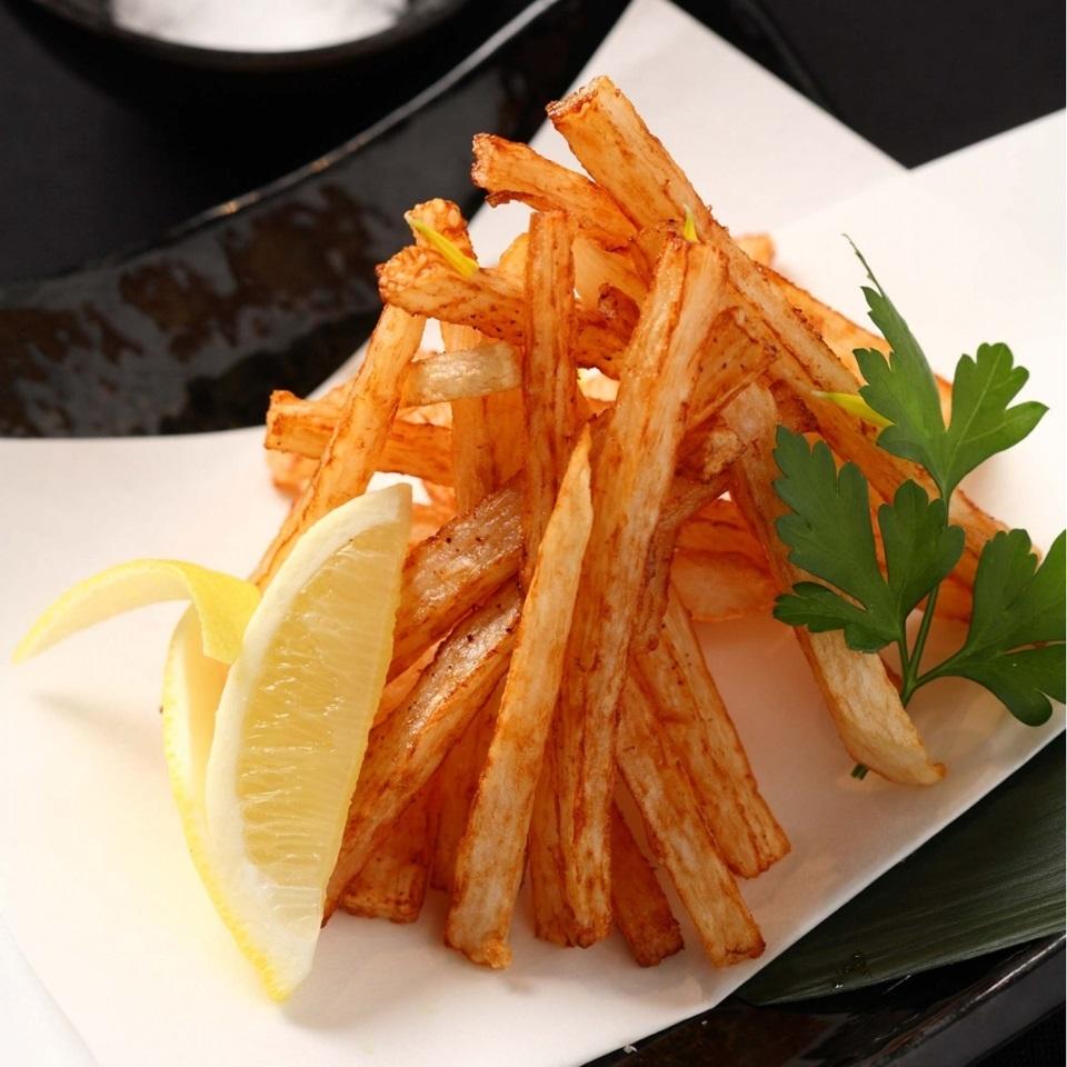 희희 락락 · 바삭한 감자 튀김
