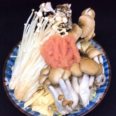 Mushrooms DX Monkey