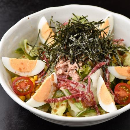 Yaki Beef salad