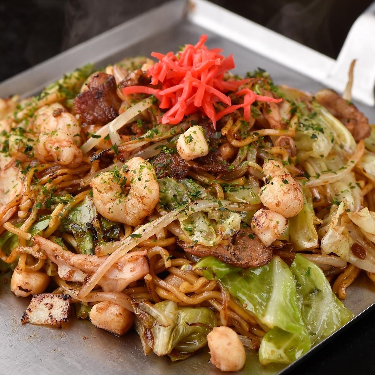 Premium fried noodles