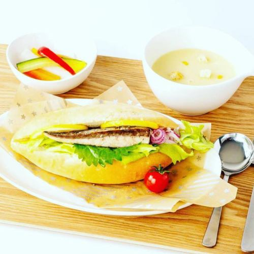 ■Lunch set■