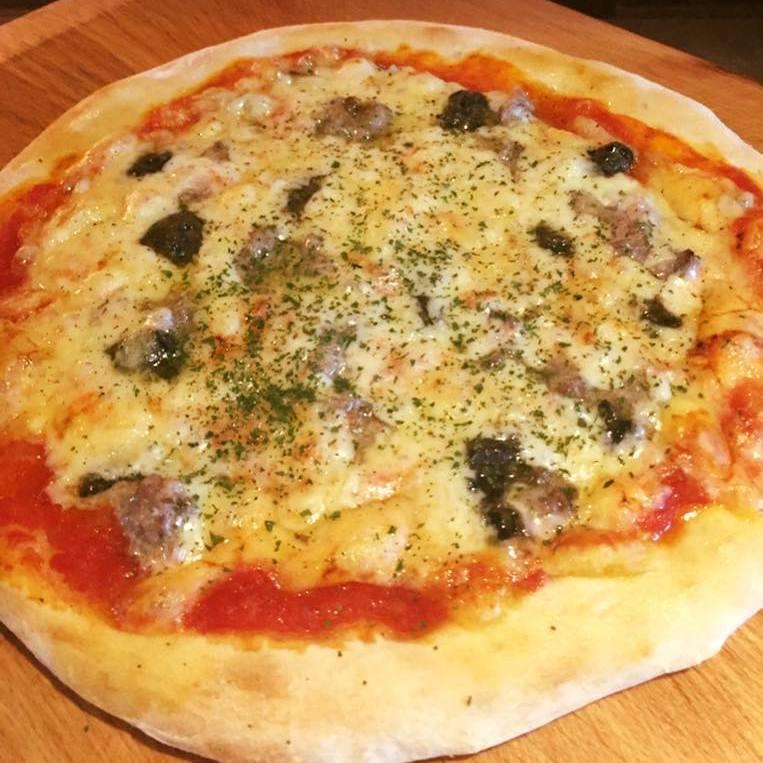 10種類以上のピザが食べ放題!!!・・
