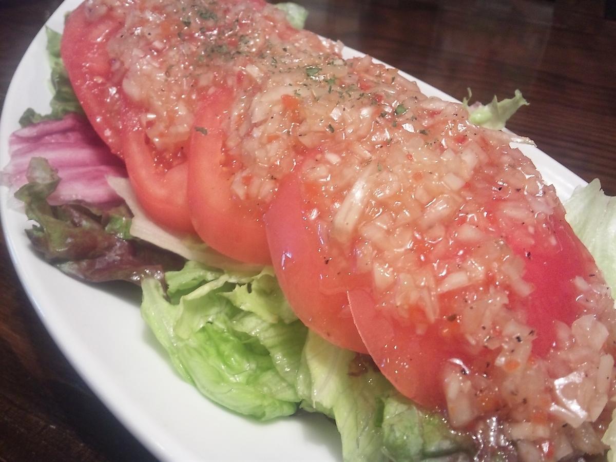 トマトDEサラダ