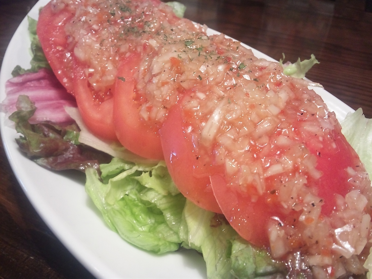 Tomatoes DE Salad