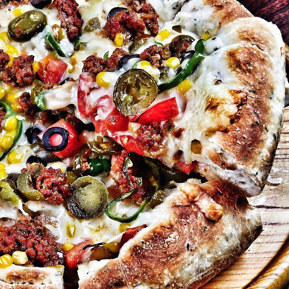 Chicago Pizza · Mexican Chile