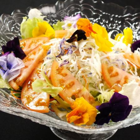 Creamy salad salad