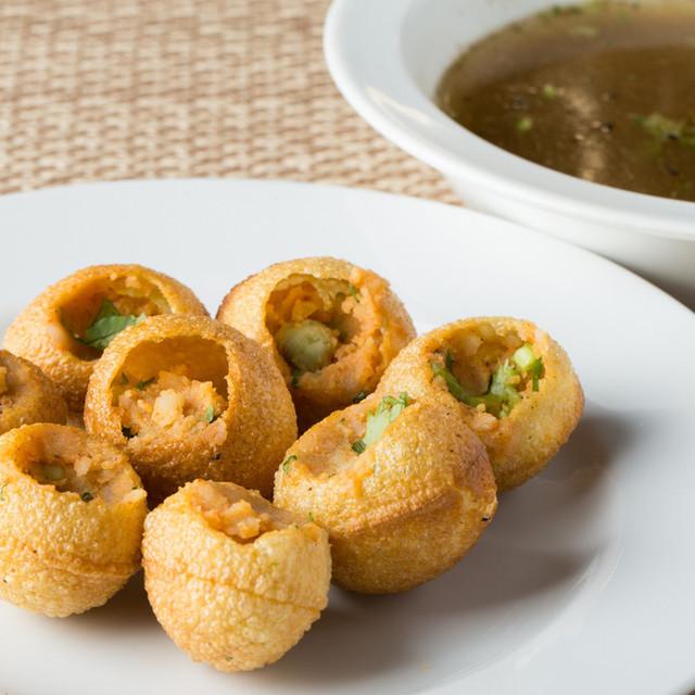 Panipuri /醃土豆