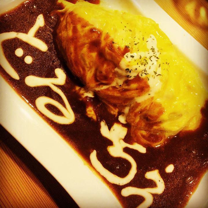 Lunch is also very popular ☆ A wide range of menus are also available.Do what you like