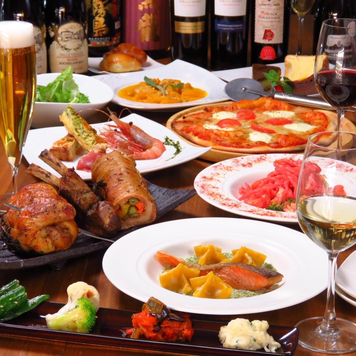 イタリアンやお洒落なだけのお店なら他店で、そうではないあなたに語りかける特別な店