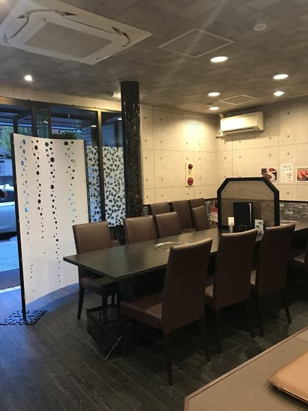 【Private charter welcome · spacious table seat】 ♪ Yakiniku enjoying everybody ♪ We have a large selection of wines that match the meat! ♪ Banquet / Farewell reception party for unusual grilled meat!
