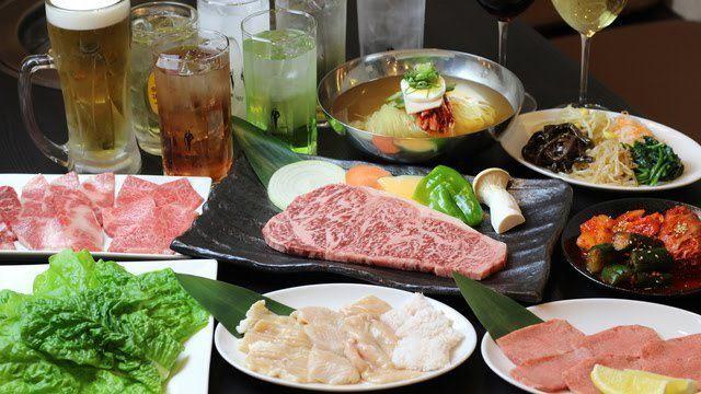 【前面的大阪警察医院NEW OPEN★】可以品尝◎库存的肉类