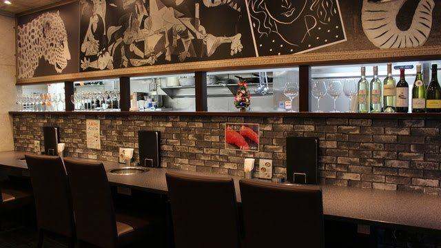 【Counter table seats】 We also recommend counter seat for one person or couple.We can reserve from 20 people in the shop ♪ We accept reservations from 20 people up to 40 people.Banquet / Farewell reception party!