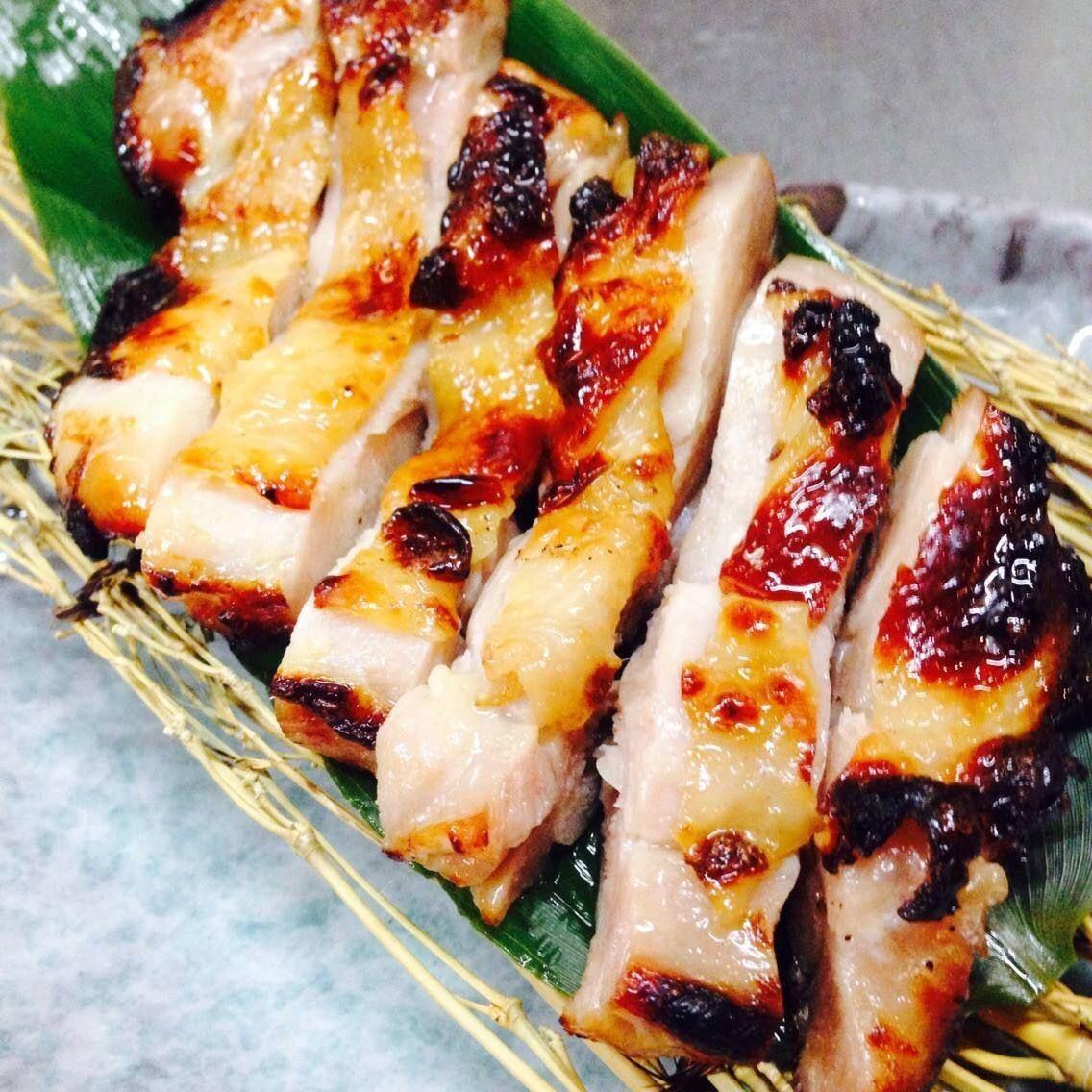 鸡肉过夜干自制盐曲司腌制