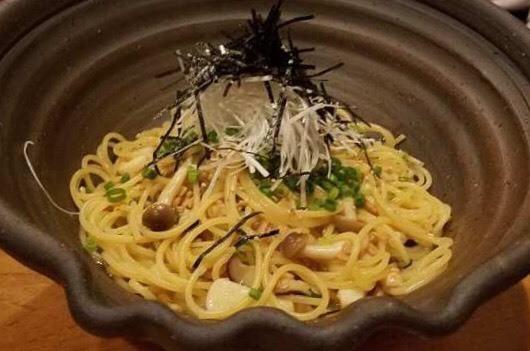 Soi's natto spaghetti