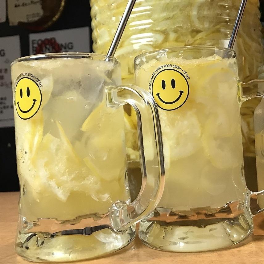 Homemade rescaw salower (lemon squash sour) <regular / big mug>