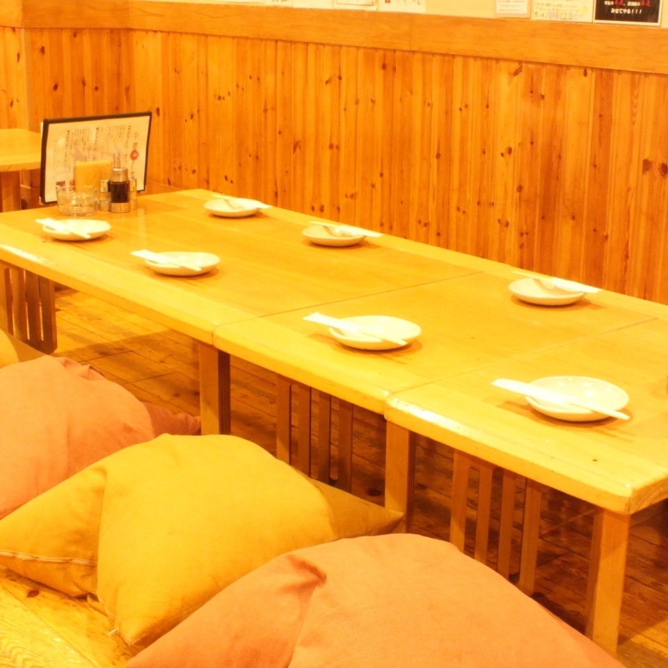 8 person seats: perfect for launching a company banquet / circle ★
