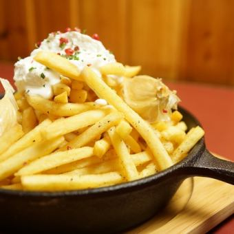 All-around French Fries (M / L)