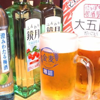【Neekachi中學協會課程♪】[飲酒] 90分鐘+3項2000日元(含稅)♪
