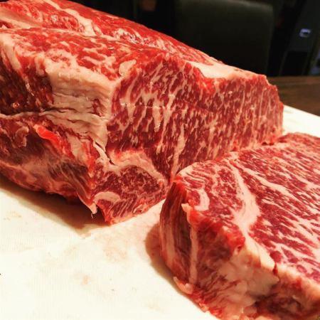 肉料理充実