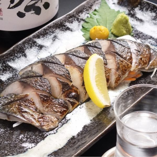 Braised large mackerel mackerel with phantom from Hokkaido Kushiro