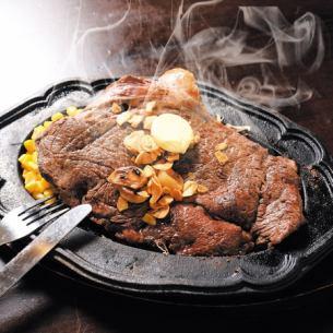 1/2 pound steak (230 g)