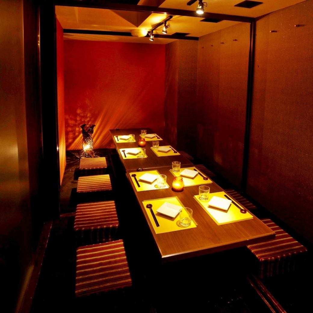 【新开放】完整的私人房间居酒屋★无限畅饮的课程是2980日元〜♪