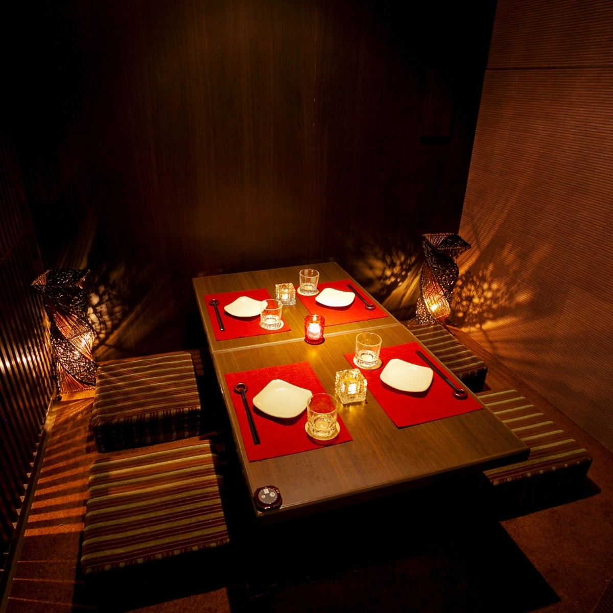 Stylish space of Japanese modern ♪ Please enjoy slowly and drinking party ☆ 彡 When you are looking for a pub, ◎ 彡 ☆ 彡 to luxurious private room space __ __ 彡 shop 【Umeda Izakaya complete single room Higashi Umeda banquet farewell birthday girls Drink as much as you can