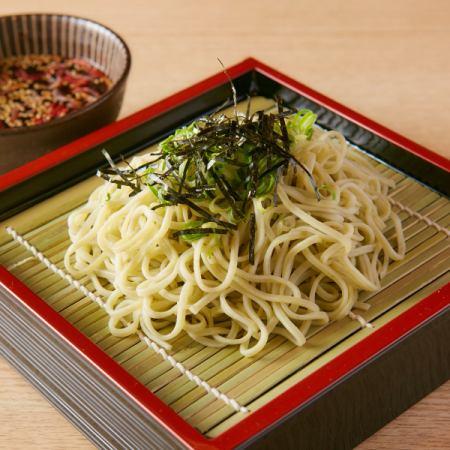 布海苔蕎麦