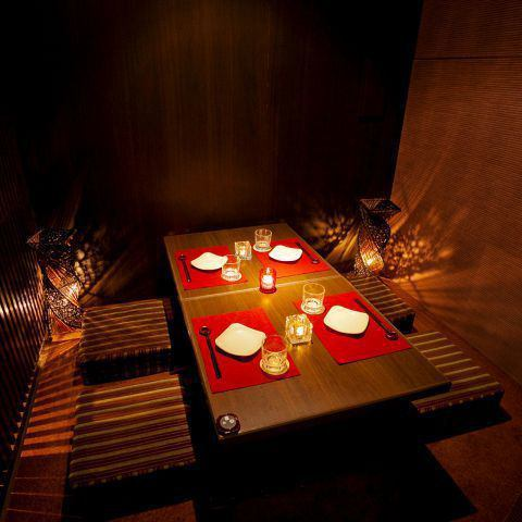 【NEW OPEN】 fashionable hideout private room ♪ private room to relax with a small number of people