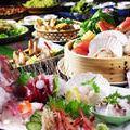【最大3時間飲み放題】お肉も魚も贅沢に~魚や満喫コース~ 全10品 8000円(税込)