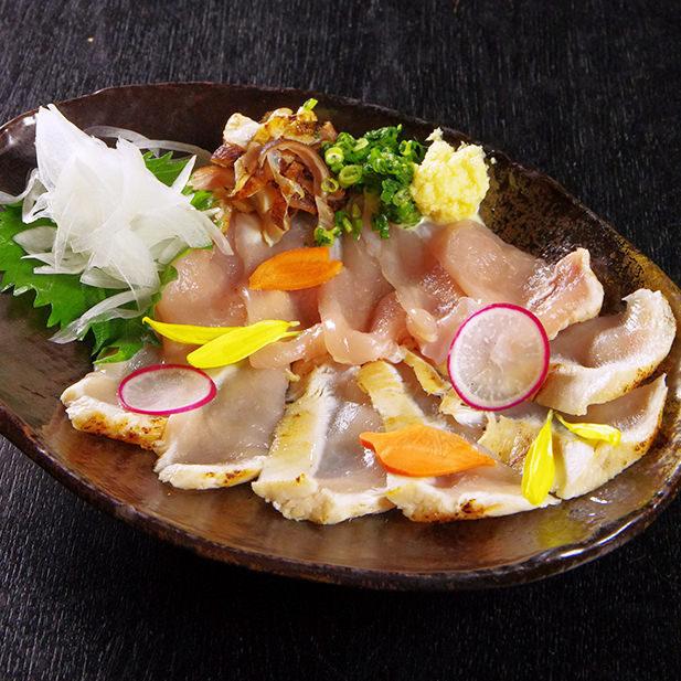 九州地鶏のたたき